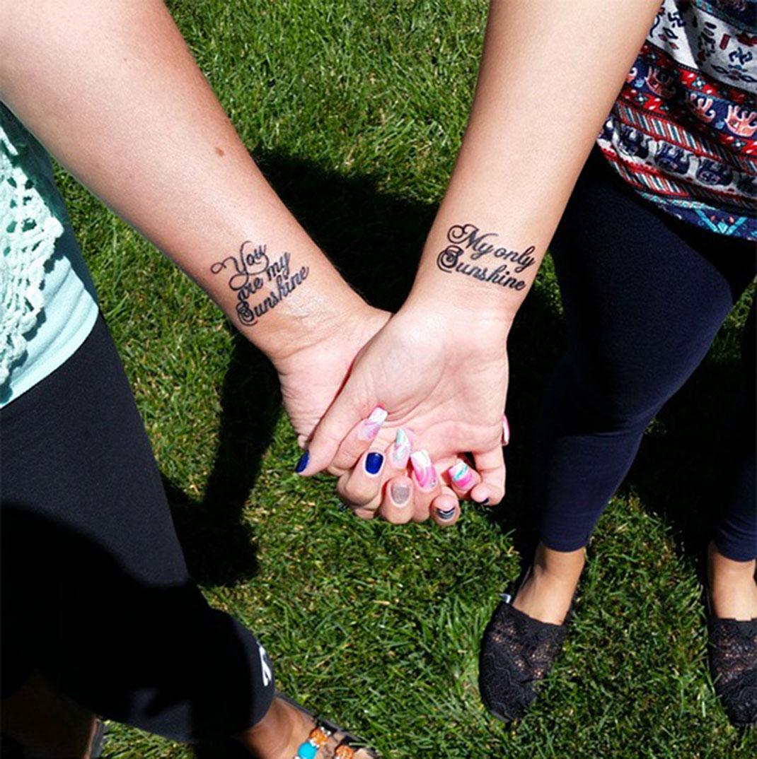 40-tatouages-mere-fille