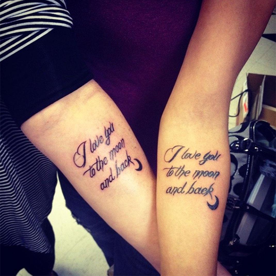 45,tatouages,mere,fille