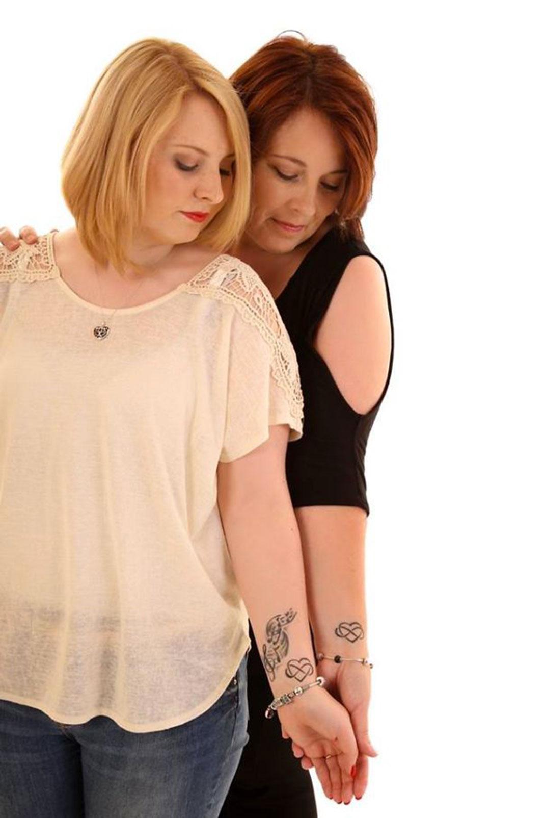 51-tatouages-mere-fille