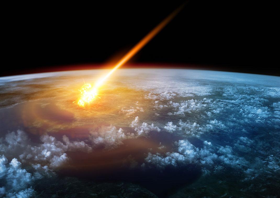 Asteroide-shutterstock