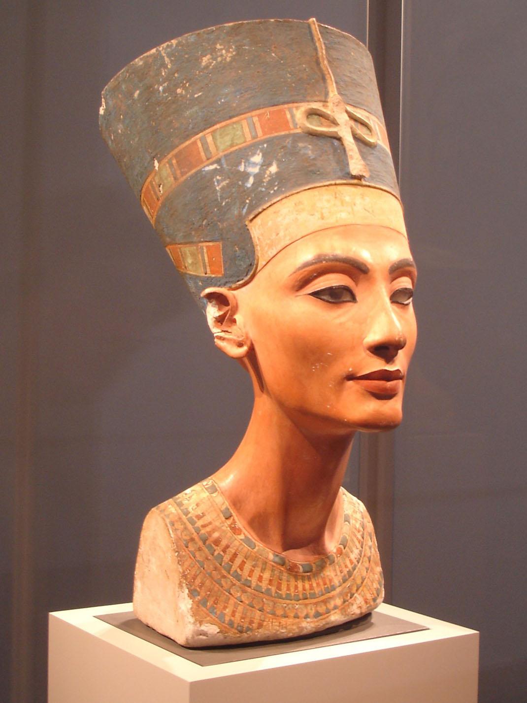 Nefertiti-Berlin
