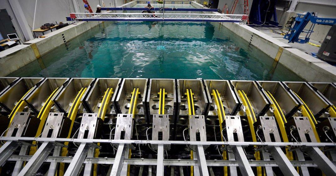 Simulateur océan