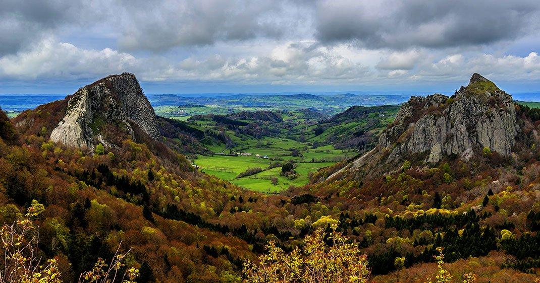Admirez les paysages de l auvergne ce territoire - Office de tourisme cournon d auvergne ...