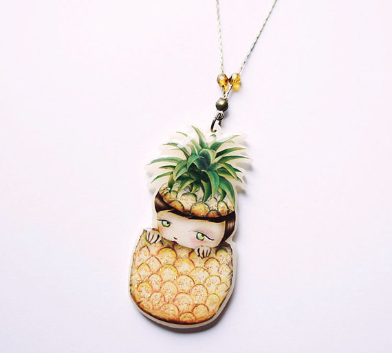 collier-ananas