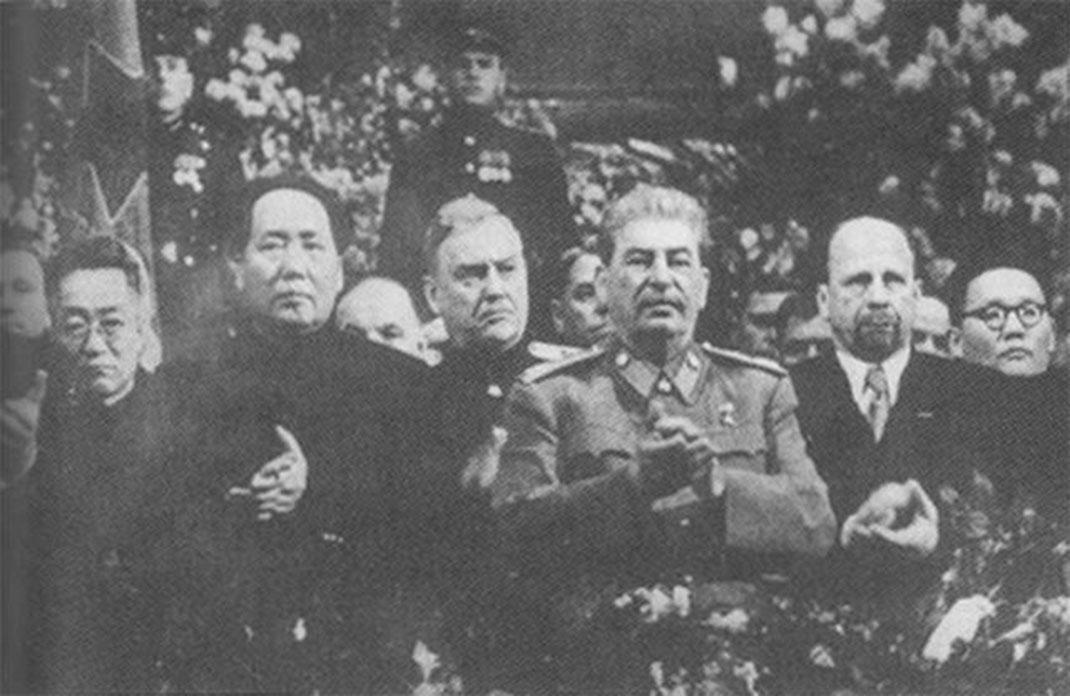 mao-staline