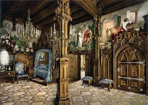 neuschwanstein-castle-bedroom