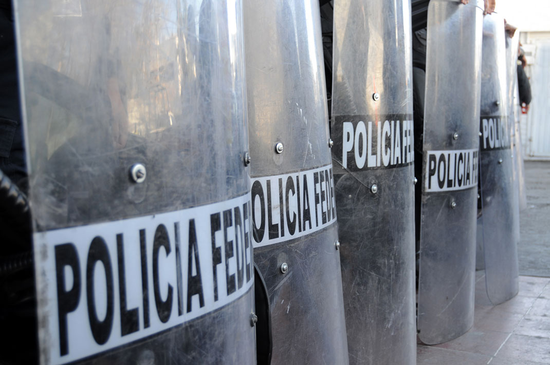 police-mexique