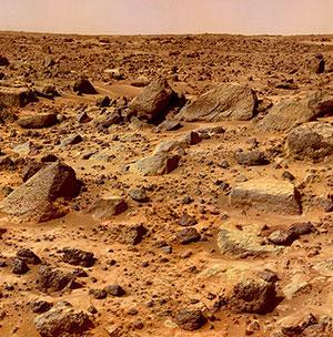surface-mars