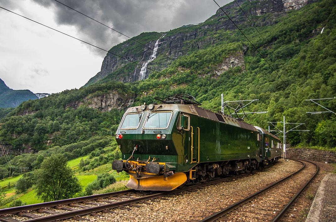 train-norvege