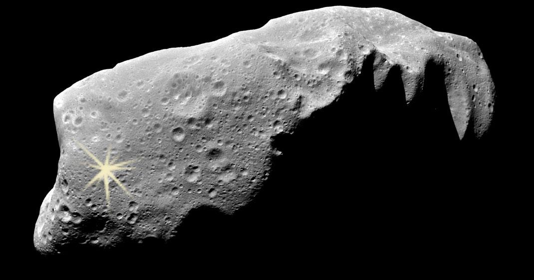 une-asteroide-eclat