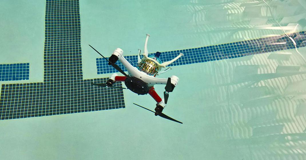 une-drone-eau