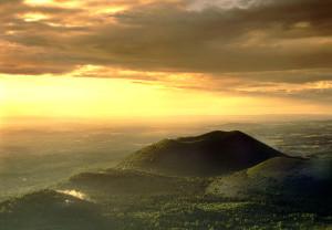 volcan-coucher-de-solel