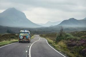 Tour du monde en van