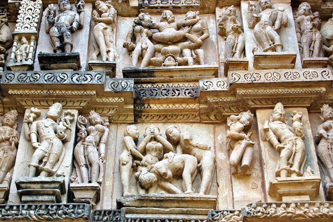 Sculptures indiennes