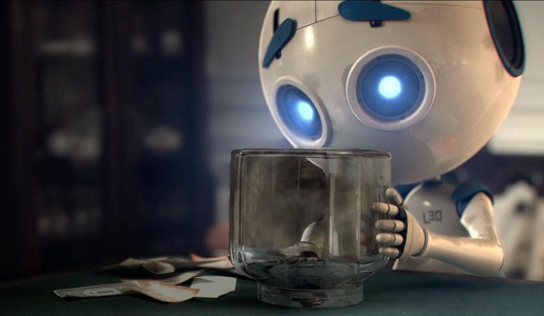Léo le robot