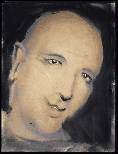 David-Bowie-paintings-DHead-LV-portrait-of-Mike-Garson