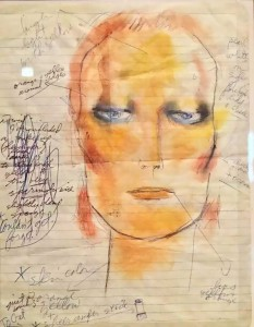 David-Bowie-paintings-drawing-485