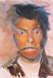 David-Bowie-paintings-selfportrait4
