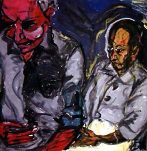David-Bowie-peinture-Turkish-Father-and-Son-1978