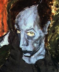 David-Bowie-peinture-portrait-of-JO-1976