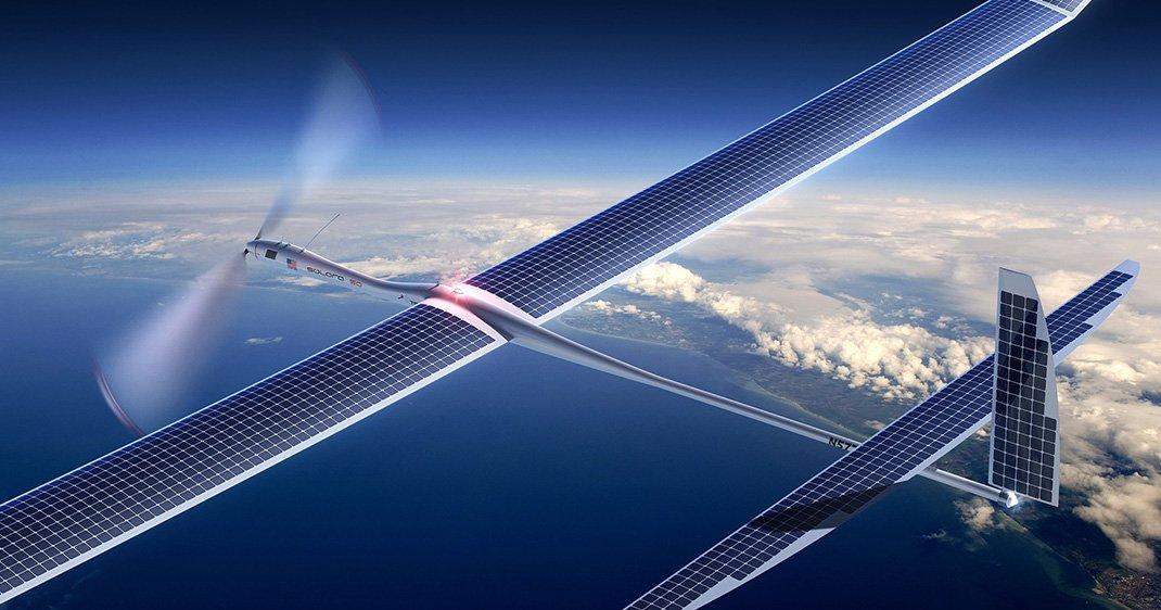 Drone-solaire-une