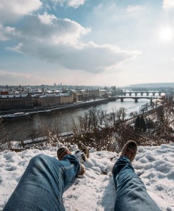 backpacker-prague