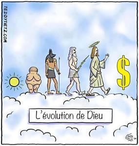 evolution-satire
