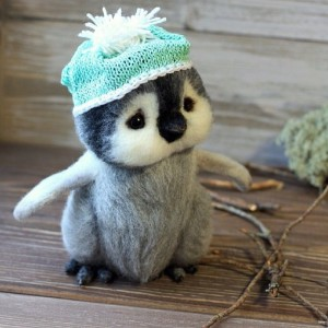 pingouin-laine