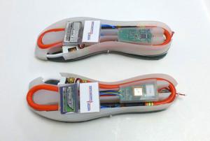 Chaussures-électrique