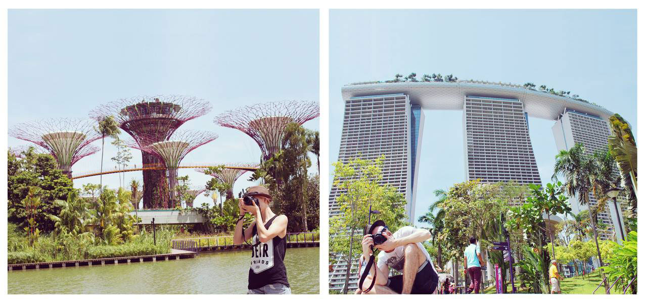 Singapour---garden-by-the-bay