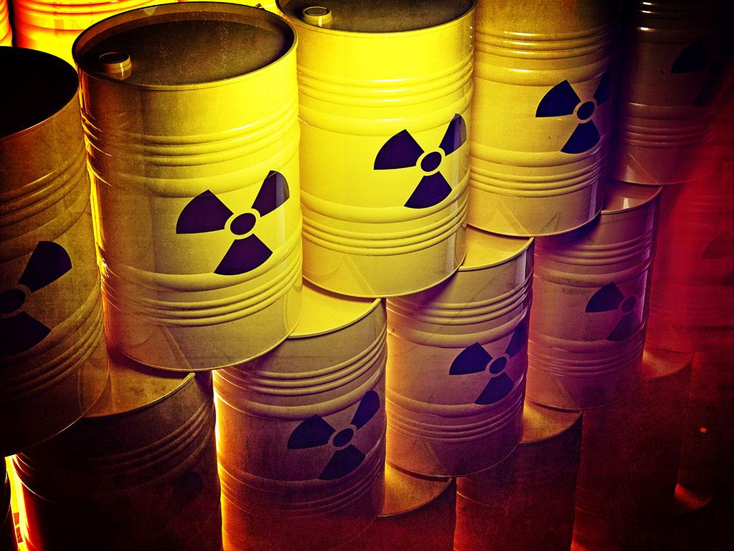 dechet-radioactif