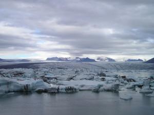 glacier-neige