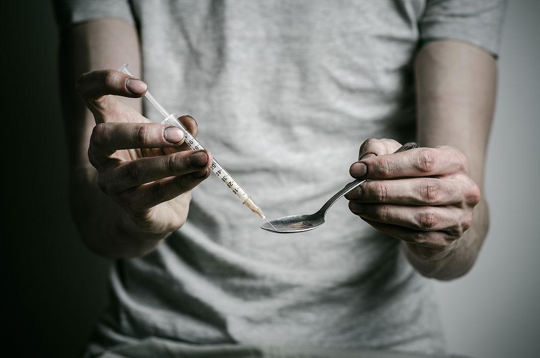 heroine-addiction