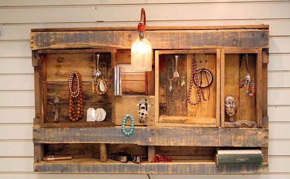 34 astuces ing nieuses pour transformer les palettes de bois en meubles originaux daily geek show. Black Bedroom Furniture Sets. Home Design Ideas