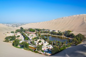 1-village-Huacachina
