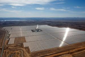 Centrale-solaire-Ouarzazate