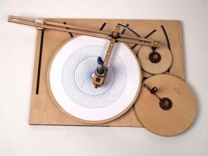 Cycloid-Drawing-Machine-3