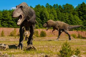 Deux-T-rex