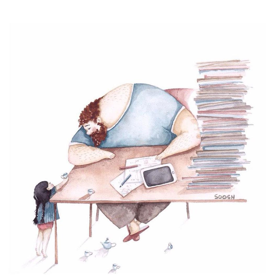 illustrations-papa-fille-11