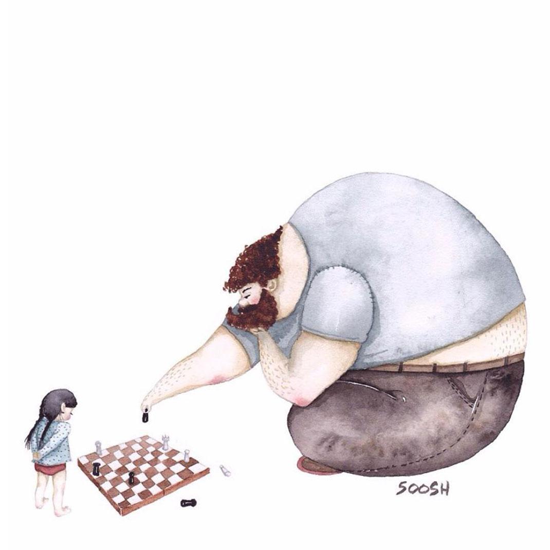 illustrations-papa-fille-16
