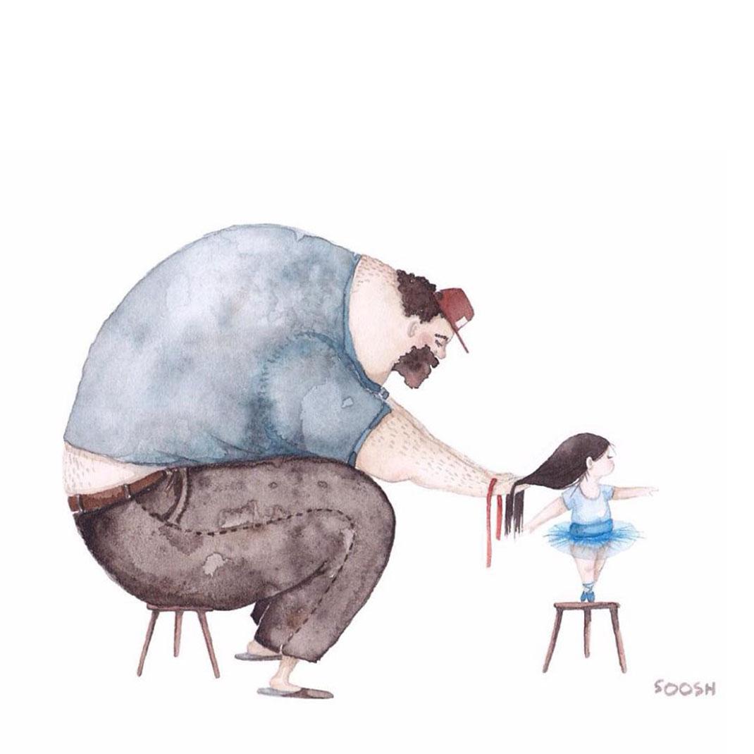 illustrations-papa-fille-6