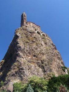La chapelle Saint-Michel via Shutterstock