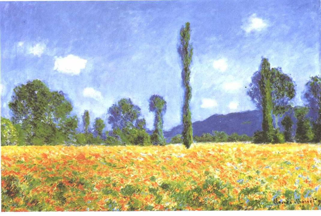 Champ-de-coquelicots-à-Giverny-1891