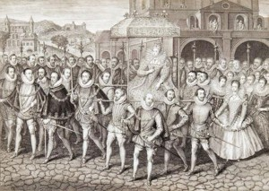 ElizabethI--1580-George-Vertue
