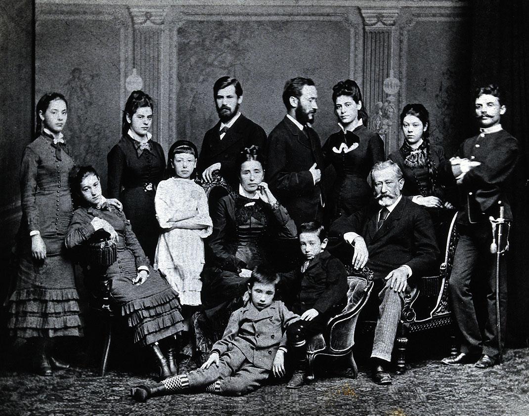 Freud-famille