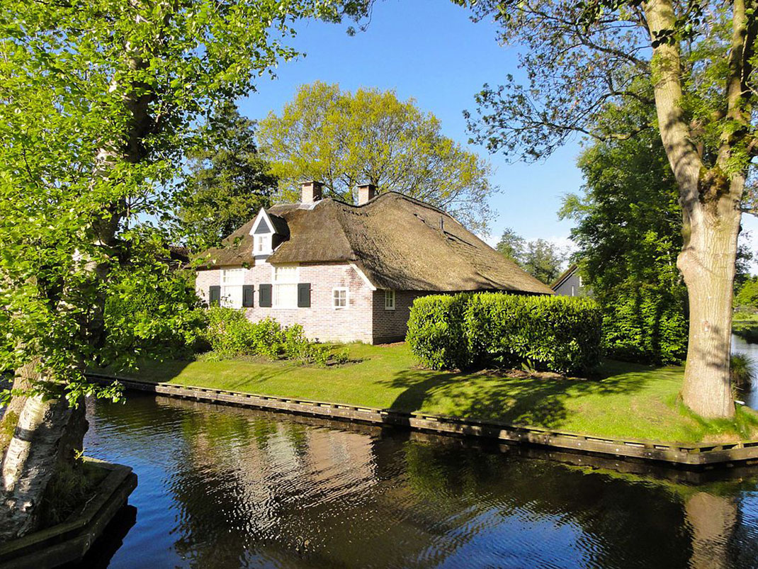 Giethoorn-Pays-Bas-1