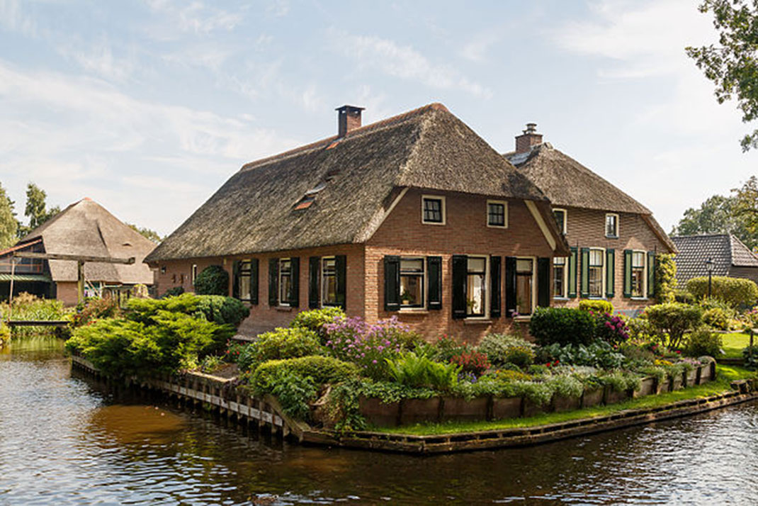 Giethoorn-Pays-Bas-11