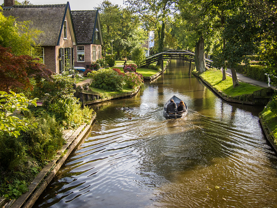 Giethoorn-Pays-Bas-13