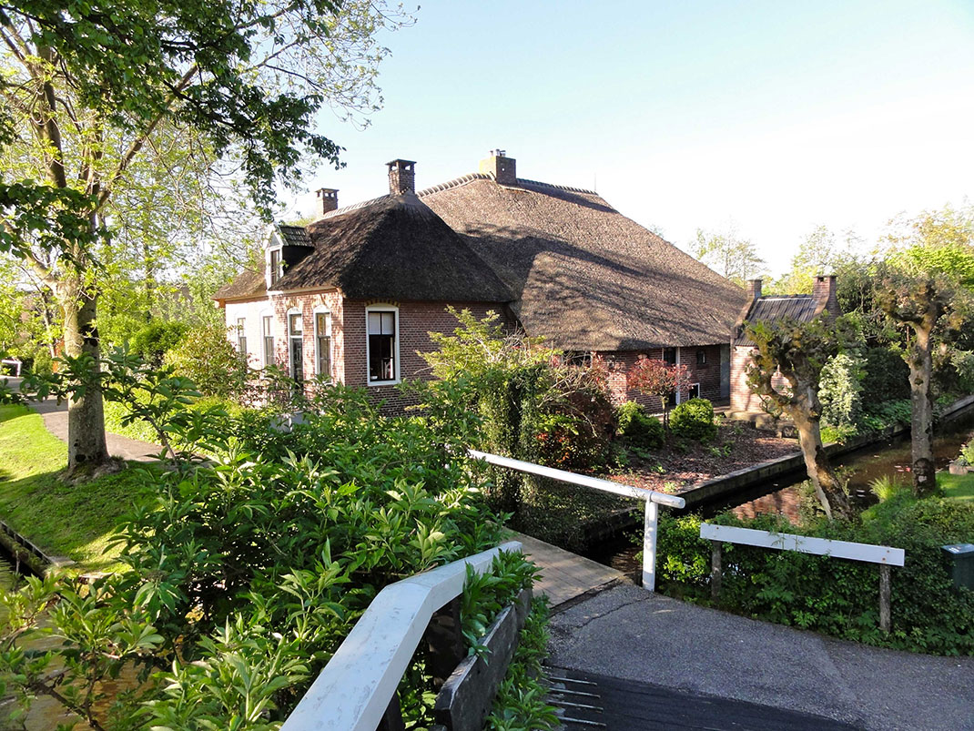 Giethoorn-Pays-Bas-18