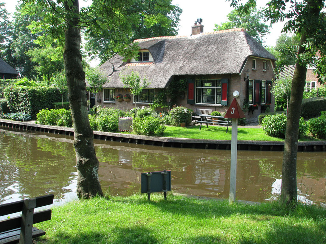Giethoorn-Pays-Bas-19